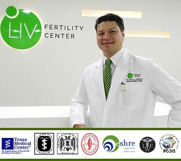 DR. SONNY J. STETSON**, Internacional Director Médico y Científico