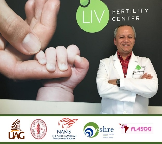 DR. FRANCISCO VELEZ*, Director Médico, Endocrinología Reproductiva e Infertilidad