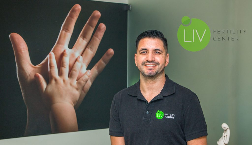Alonso Marin , Coordinador de pacientes