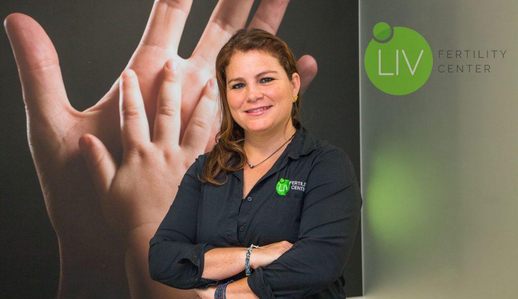 Gisel Soriano , Gerente de Operaciones LIV