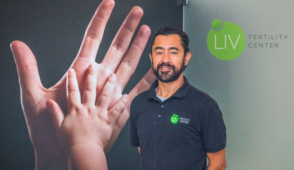 SERGIO GOMEZ, Coordinador de pacientes