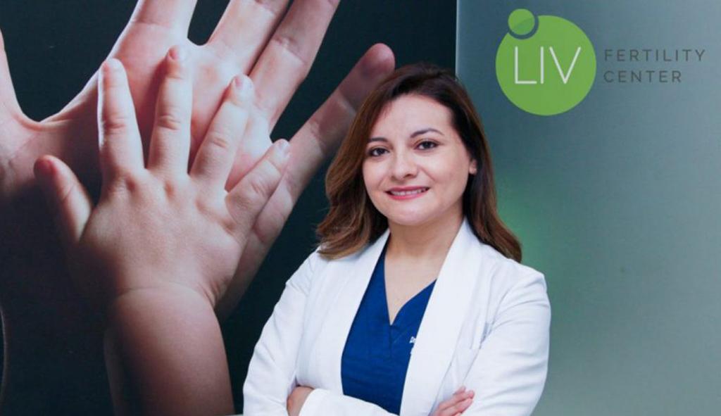 Dra. Edna Amaro, Director médico , Ginecología y Obstetricia, Biología de la Reproducción Humana
